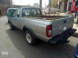 A very clean tokumbo Nissan pick up truck for sale.
