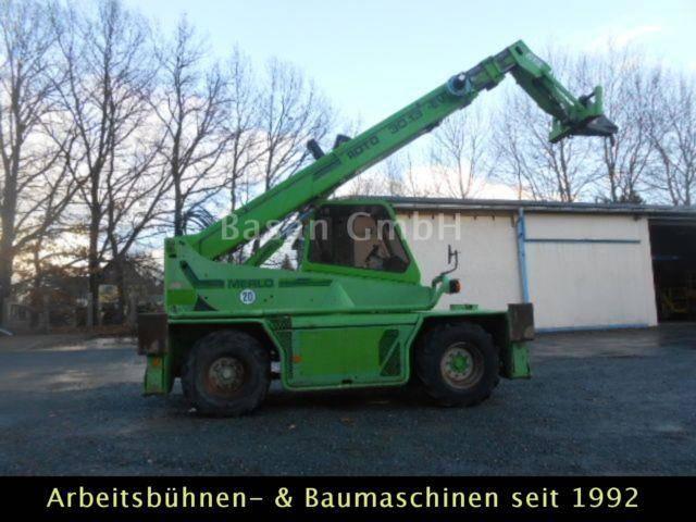 Merlo Teleskop Geländestapler Roto 30.13 EV - 1999