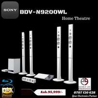 Brand New Sony 3D Blu-ray BDV-N9200W 5.1 Home Theatre System(white)