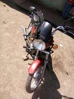 Sell of Boxer 150cc motorbike