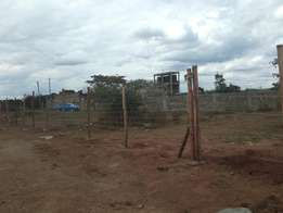 Plots available in Juja Murera,daraja,Ruiru Mugutha