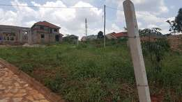 A specious plot of land (50x100ft) for sale in kira at 50m