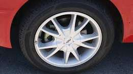 "Wanted Chery J2 2015 wheel 15""standard mag"