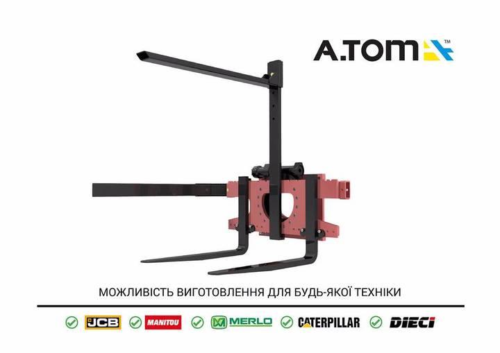 Atom Ротатор - 2016