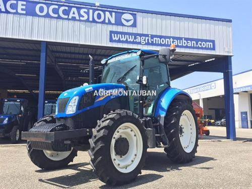 New Holland T 5.105 - 2016