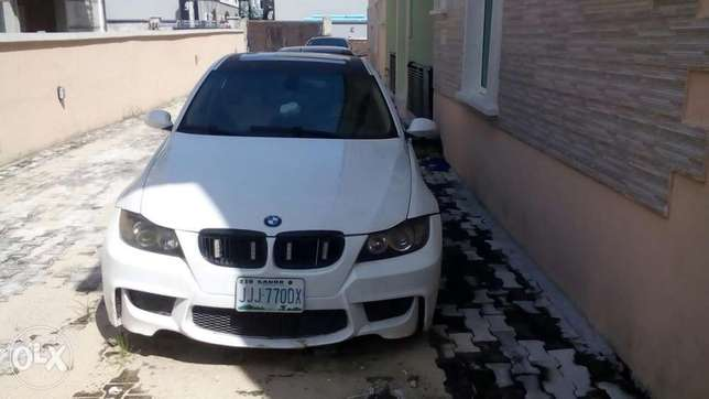 Extremely clean reg 2006 bmw 5 series Lagos Mainland - image 1