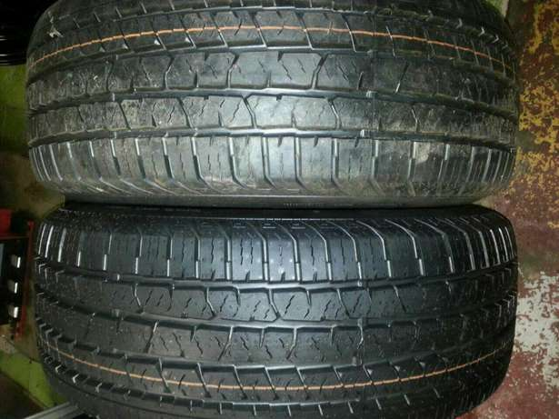 265/60R18 Contnental tyres and mags 18 inch for Ford Ranger on sale. Pretoria West - image 4