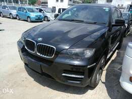 BMW x6 2012 model. KCP number Loaded with Alloy rims navigation syste