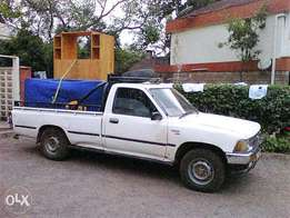 Ask For Transport from Jose The Transporter!