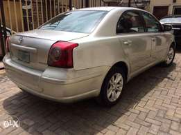 Very clean Toyota Avensis