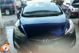 Hyundai Elantra GLS for sale