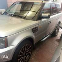 neatly used rangerover sport