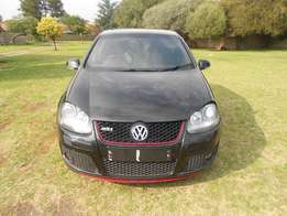 Stock 3214, VW Golf GTI 2.0T FSI DSG, LCD Screens, Good Condition