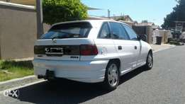 1996 opel kadett 200is 8v 113 527kms