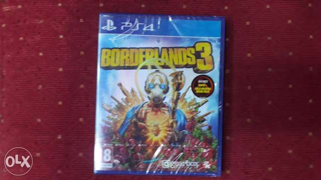ps4 beand new borderland3 for sale