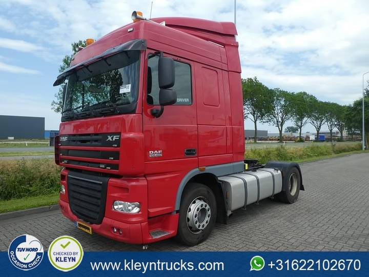 DAF XF 105.460 spacecab only 375tkm - 2011