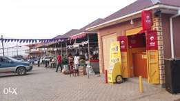 Stalls and shops available at ssezzi's grocery kyaliwajjala