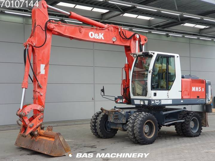 O&K MH5.5 - 2002