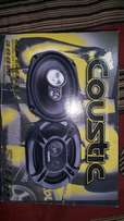 Coustic 6x9 speakers