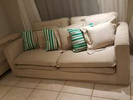 Big beautiful couch for sale L2200 D 1100