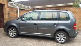Volkswagen Touran 1.9 Tdi 2005 for Sale