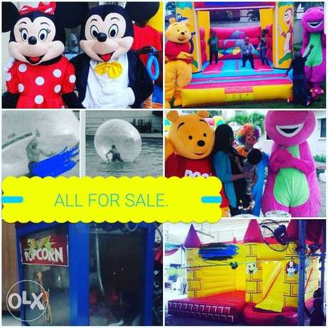 Kids/ Children Party Planning Business items For Sale Lagos Mainland - image 1
