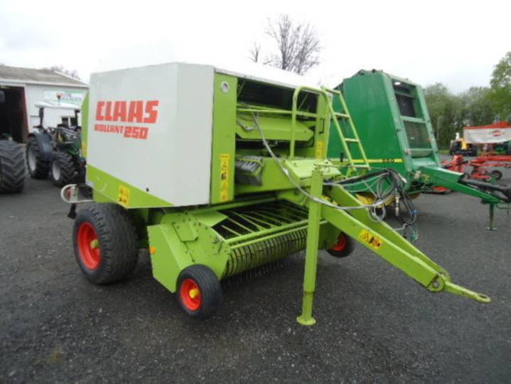 Claas Rollant 250 Revise - 2003