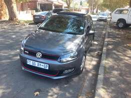 Immaculate condition Grey 2011 VW Polo 6 1.6 C/line wit a sunroof