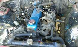 Nissan 1400 complete engines for sale