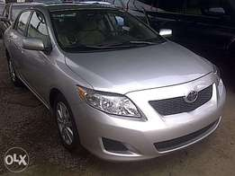 Clean Toyota corolla for sale 2008