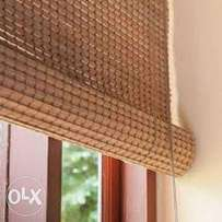 Bamboo blind 35 x 72 inches