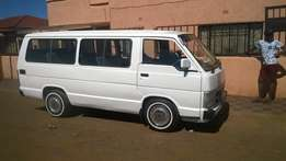 2005 Toyota Hiace Taxi for sale. 16 Seater. In neat condition, running