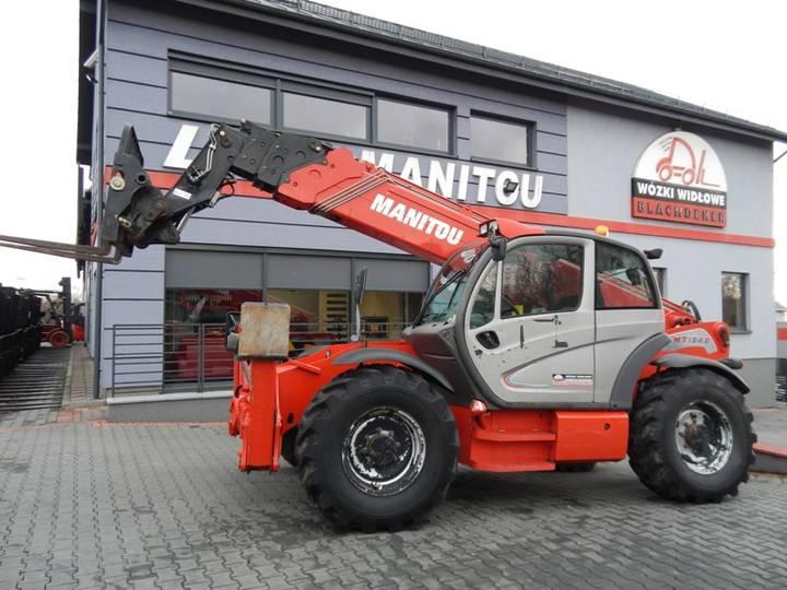 Manitou MT1840 - 2012
