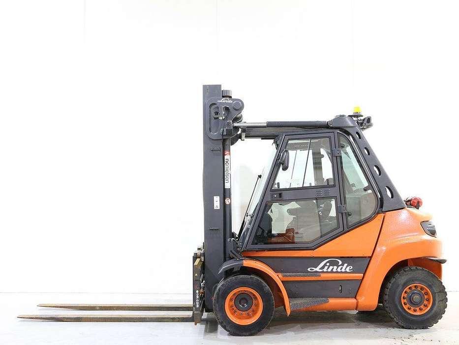 Linde H70d/396 - 2012