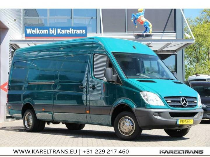 Mercedes-Benz Sprinter 516 2.2 CDI | Aut. | L3H2 | Kamera | Te - 2013