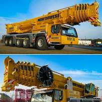 Cranes, forklift and selfloaders services