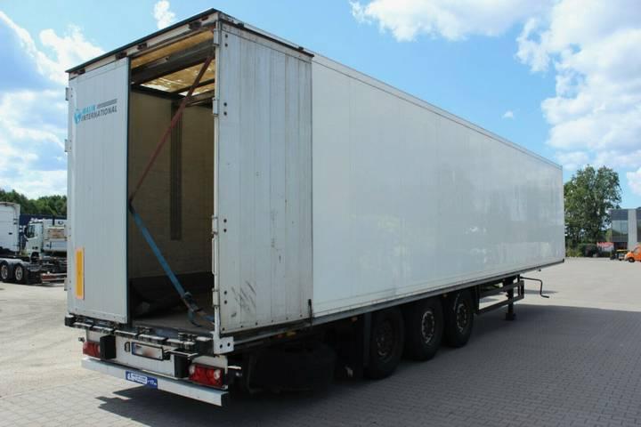 Schmitz Cargobull SKO 24 Doppelstock Liftachse Schmitz - 2008