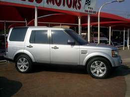 2010 Land Rover Discovery 4 3.0 TDI SE A/T