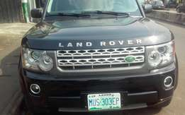 LR4 Land Rover on the Offer ...