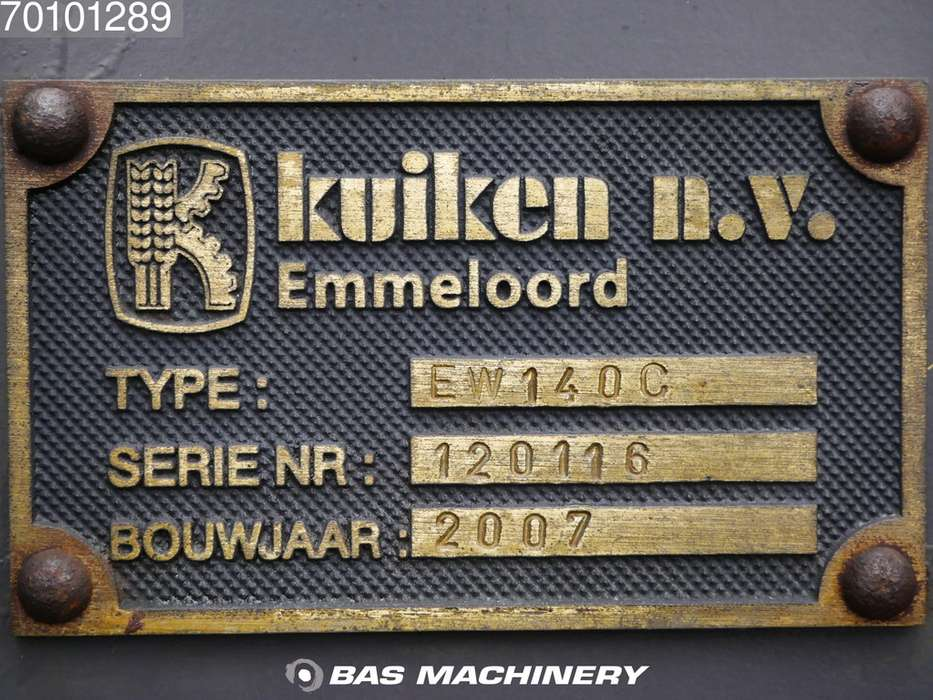Volvo EW140C Ex dutch machine - all functions - 2007 - image 20