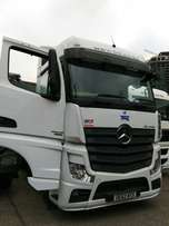 Mercedes Benz Actros MP4 (New Shape)