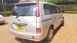 Toyota Isis (2006) 7 seater
