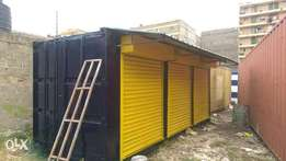 Containers and fabrication/modification/conversions