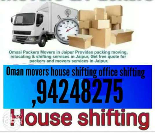 house shifting packing and moving