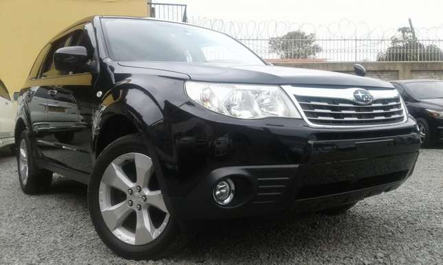 Subaru forester black beauty Makina - image 1