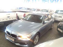 2012 BMW 3 Series Diesel A/T Immaculate Condition