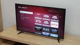 TCL 32 Inch digital smart Wi-Fi,brand new and sealed in a shop