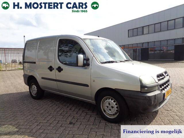 Fiat Doblo Cargo 1.9 JTD Basis * AIRCO * APK t/m 22 12 - 2003