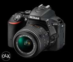 Brand New Nikon D5500 with local warranty for 70,999