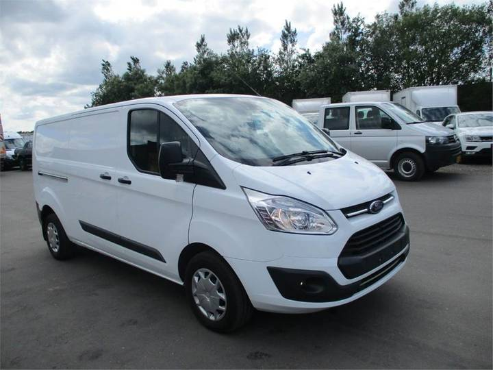 Ford Transit Custom 310l - 2017